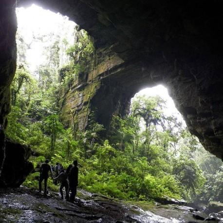 Plan Cueva de los Guácharos