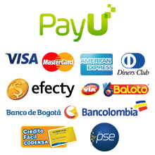 Medios de pago disponibles