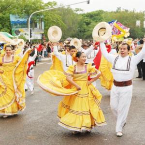 Festival folclórico, Reinado Nacional del Bambuco