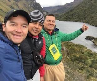 CONQUISTANDO AL MAJESTUOSO NEVADO DEL HUILA Y SU AFLUENTE PÁEZ