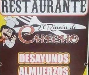 El Rincón de Checho